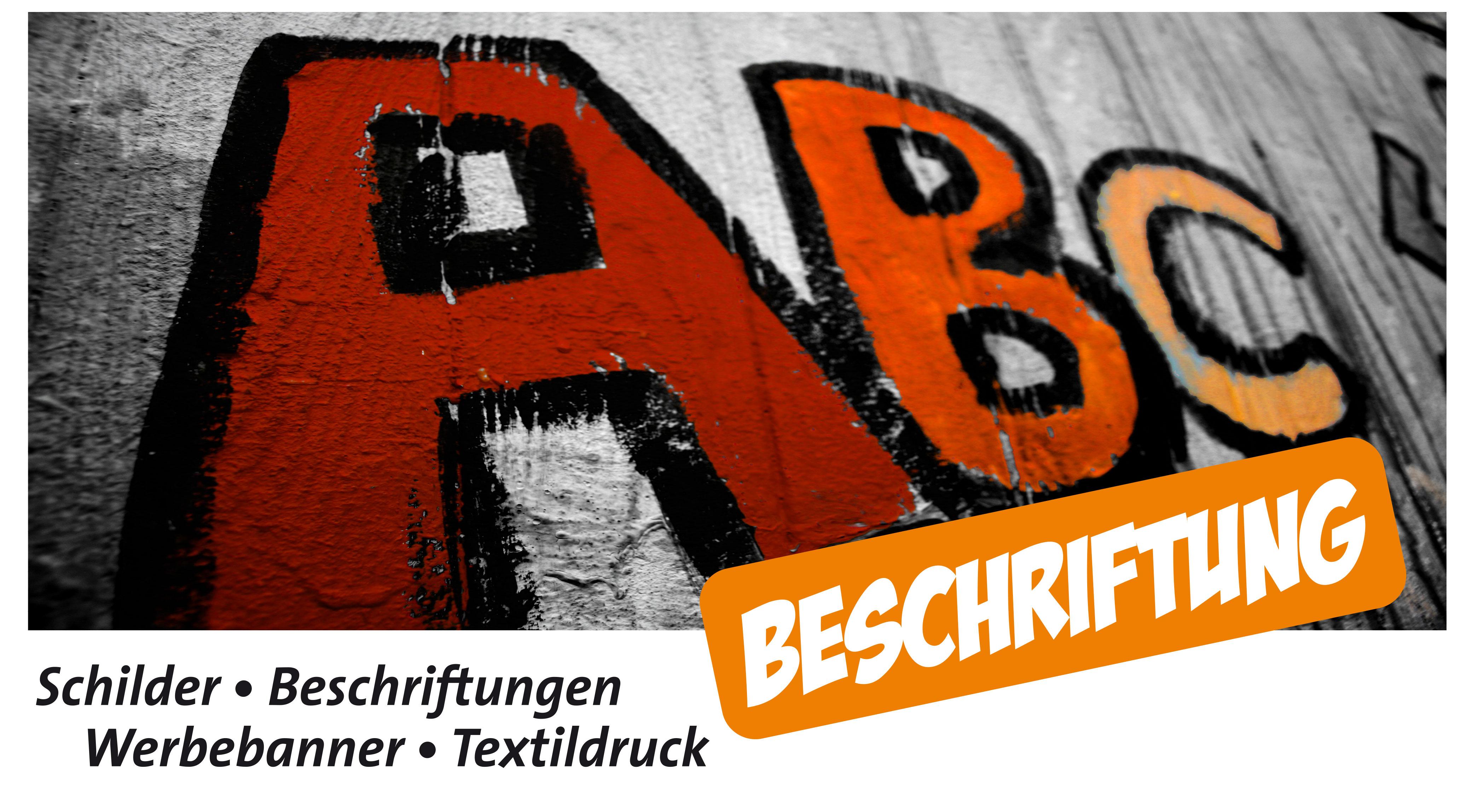 ABC Werbeparter – ABC Beschriftung Logo